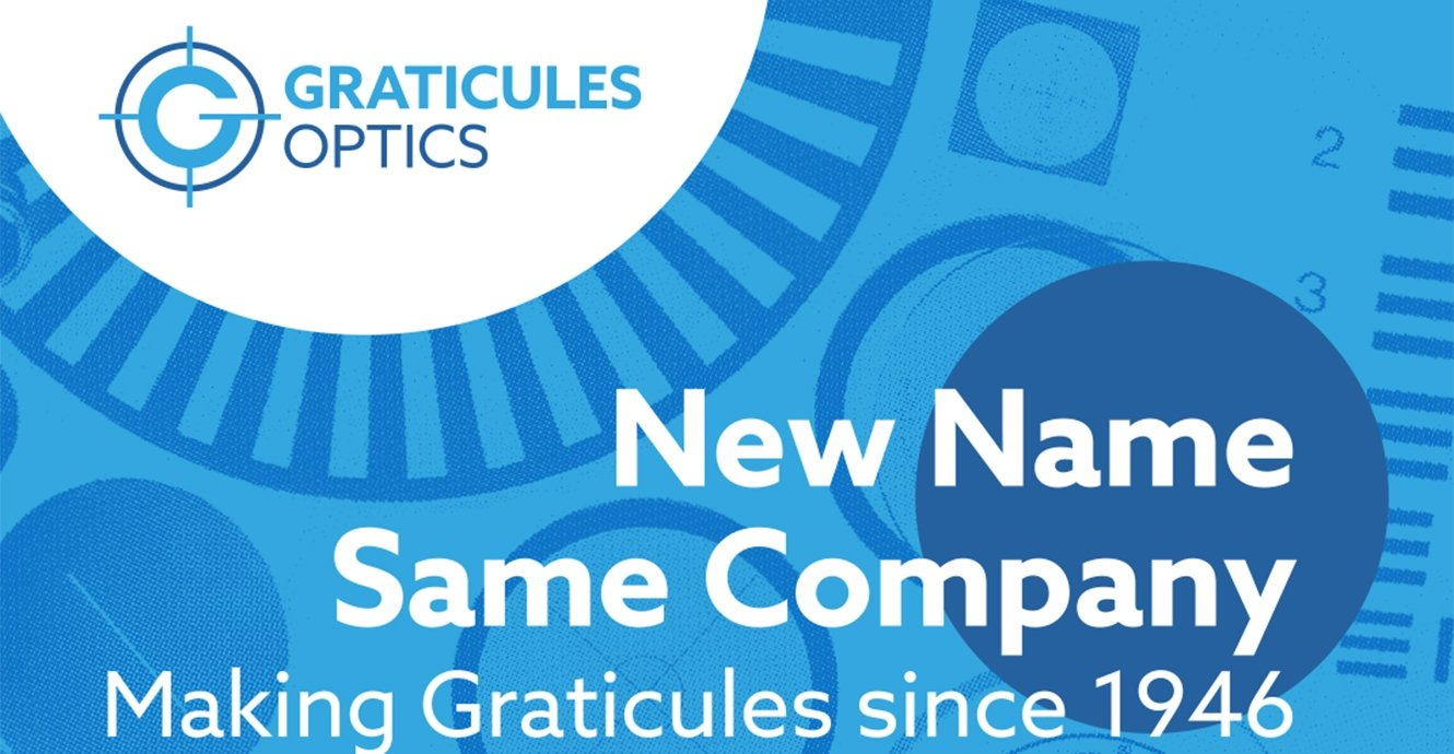 Did you know we've been making Graticules since 1946?