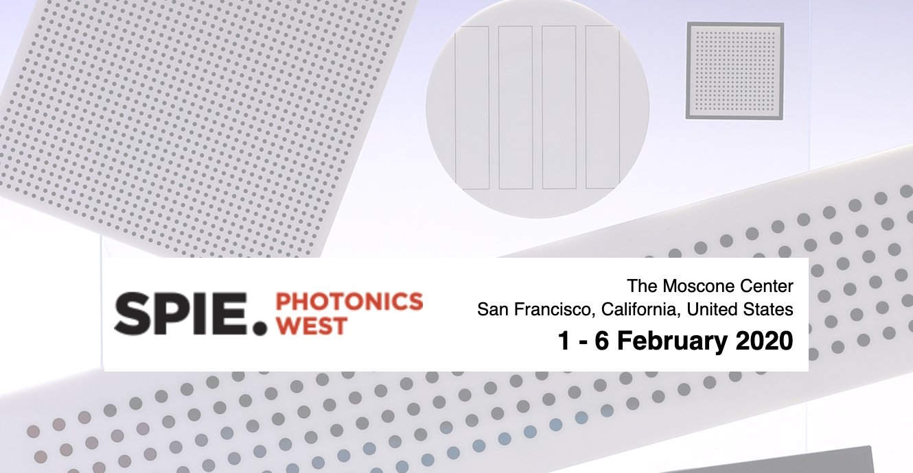 Graticules Optics at Photonics West