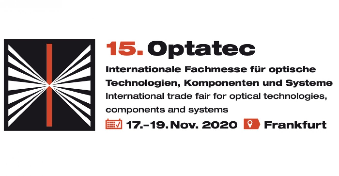 Graticules will be at Optatec 2020