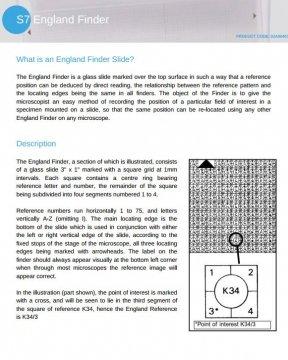 S7 England Finder