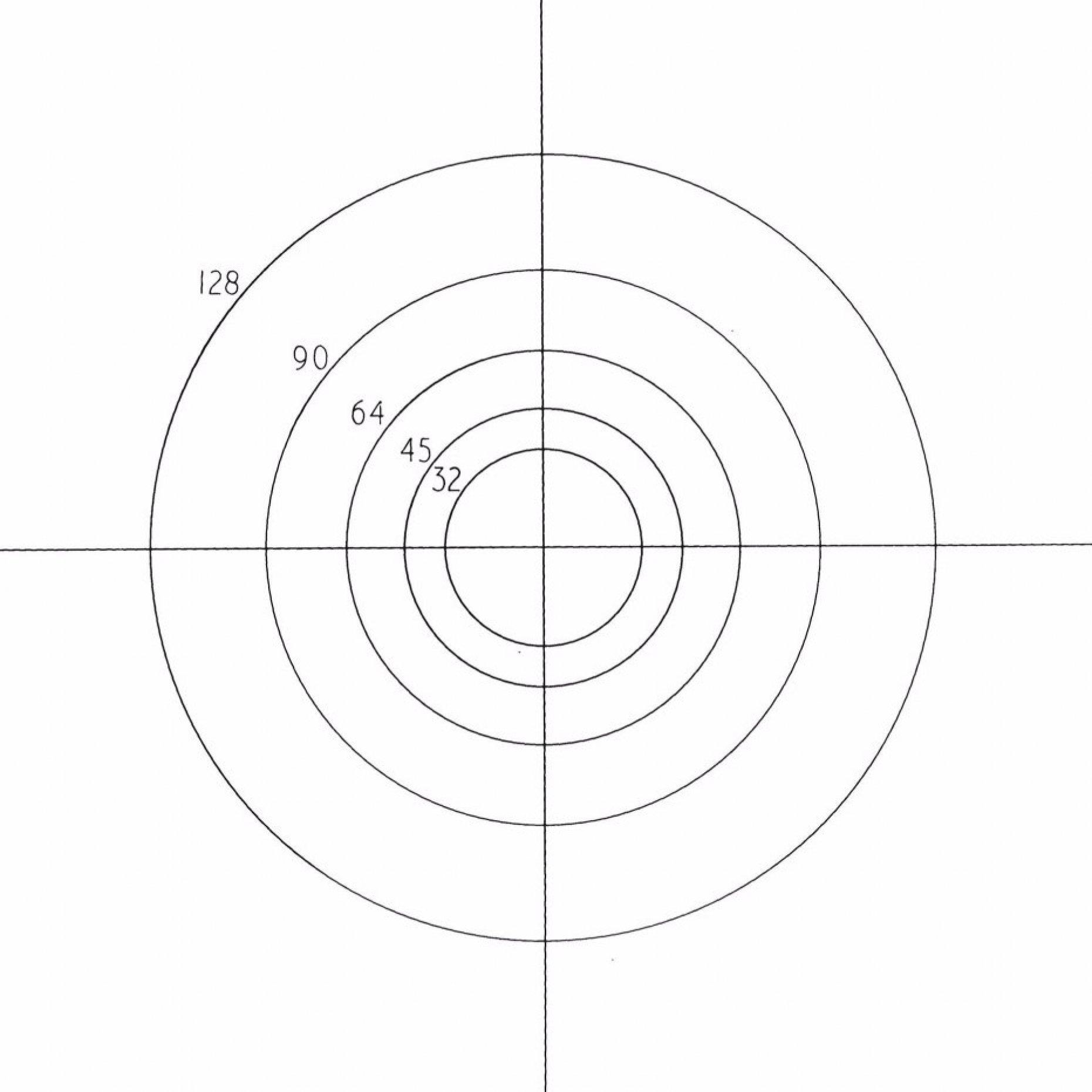 NG2 Original Porton Globes and Circles Pattern