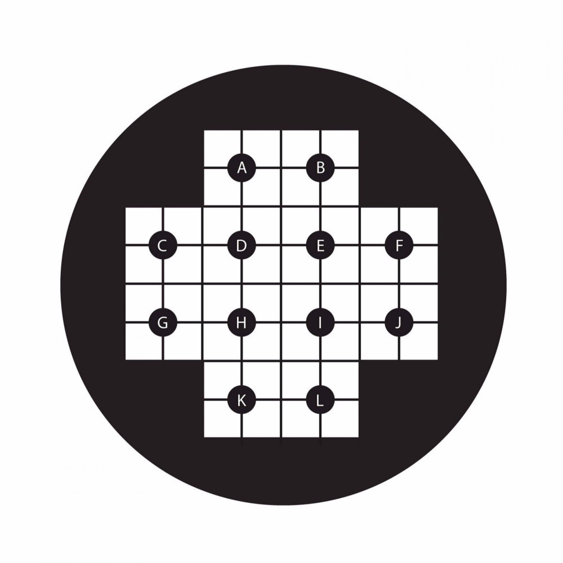 100 Mesh Finder Grid
