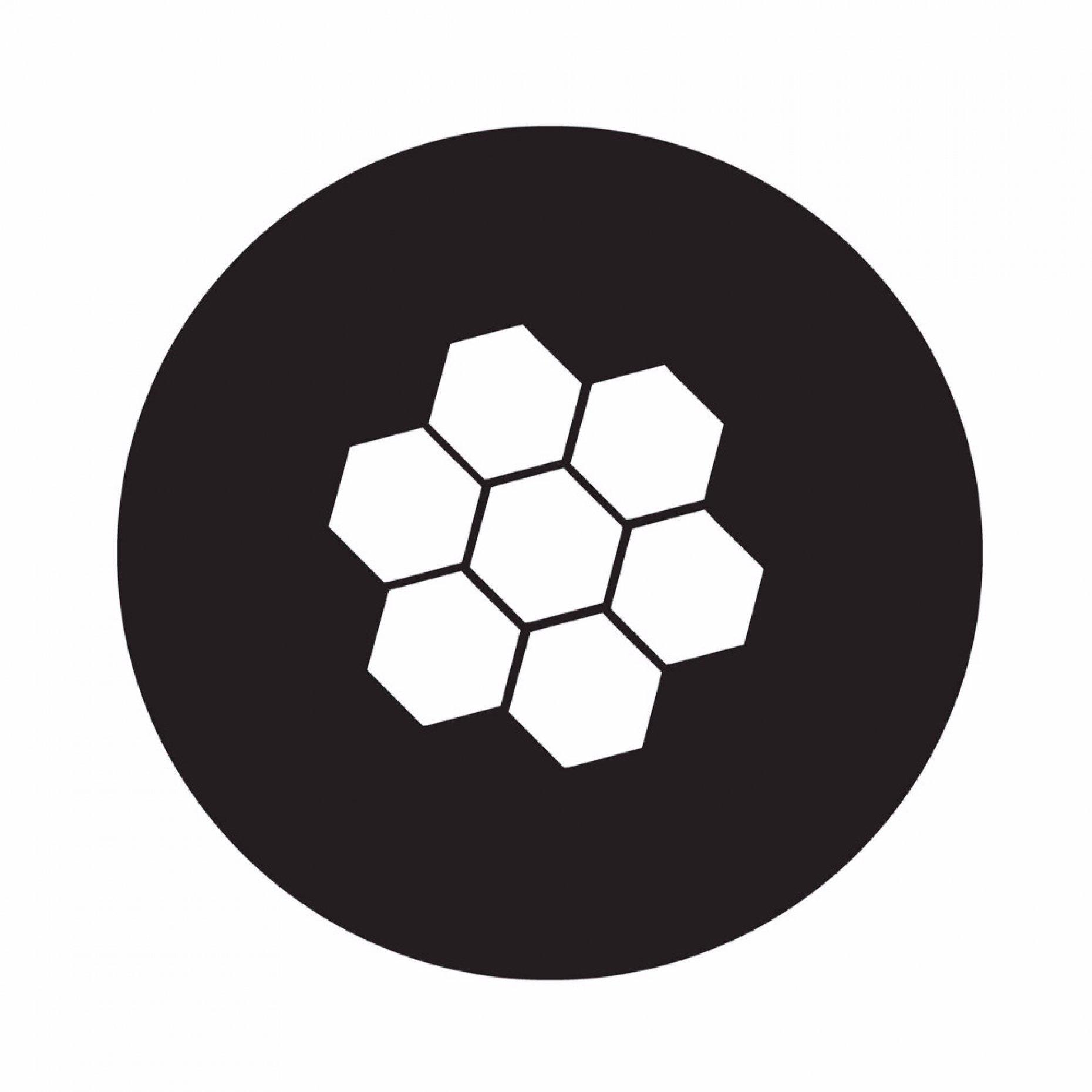 7 Hexagon Holes Grid