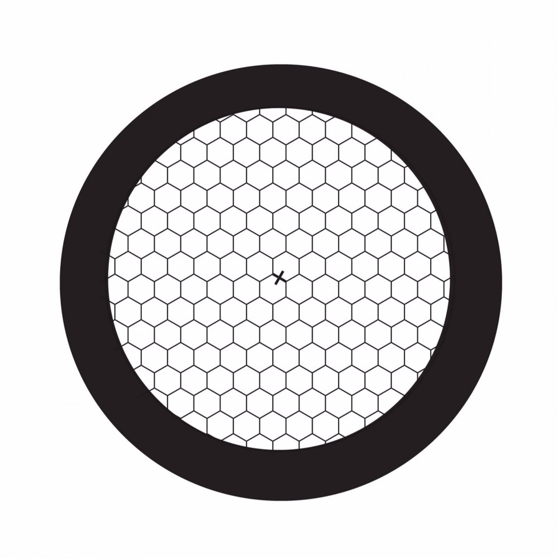 135 Mesh Hexagonal Grid
