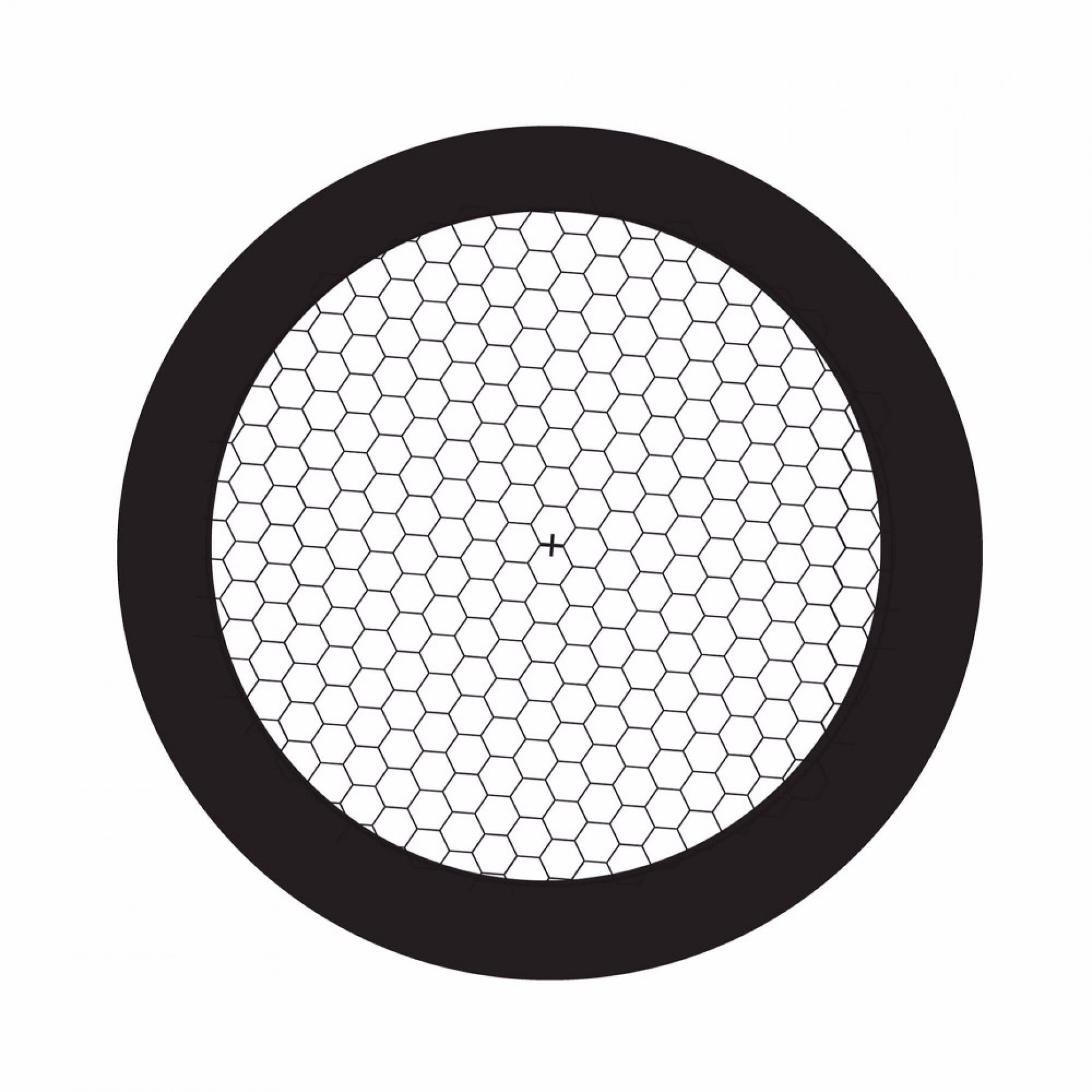 180 Mesh Hexagonal Grid