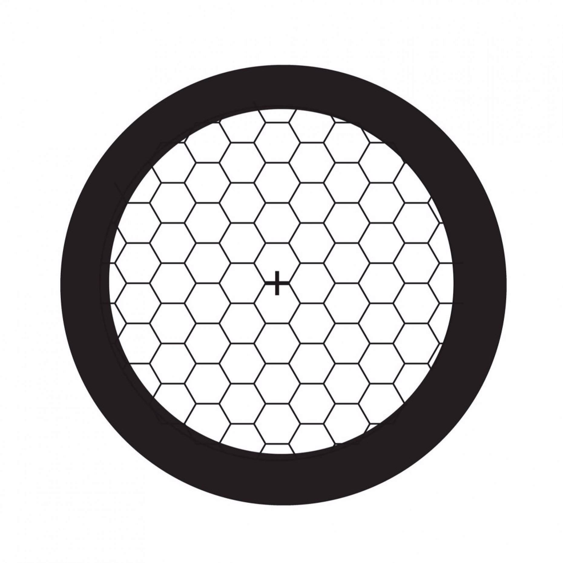 90 Mesh Hexagonal Grid
