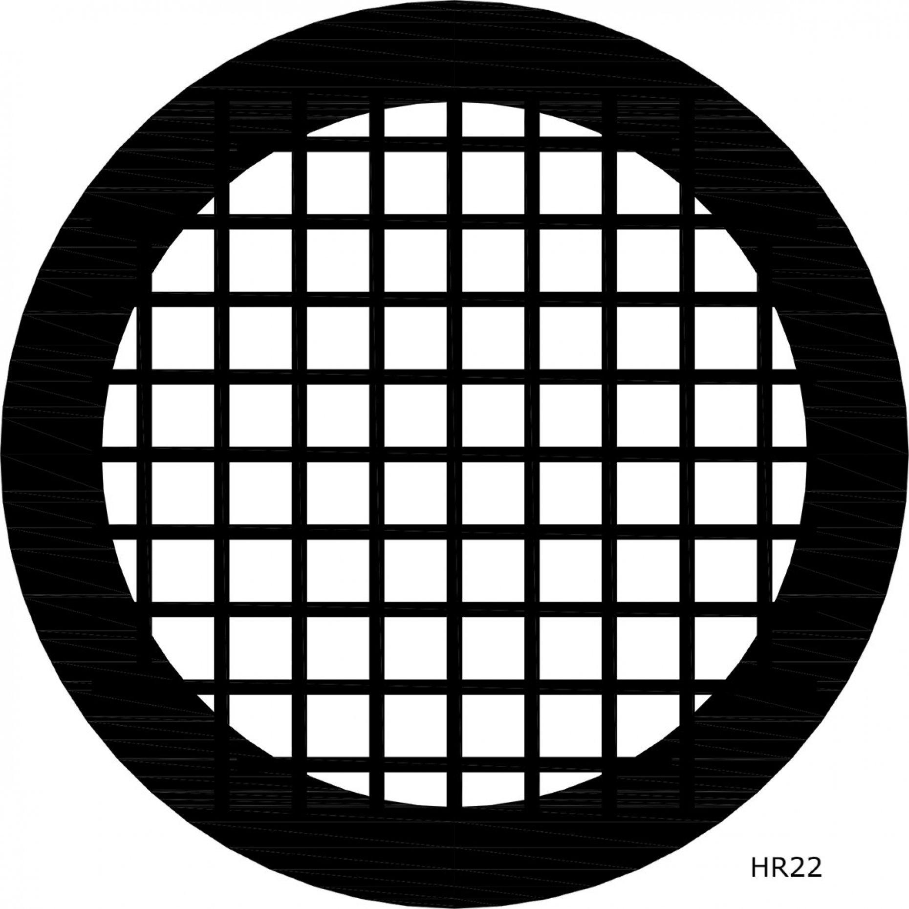 100 Mesh Grid