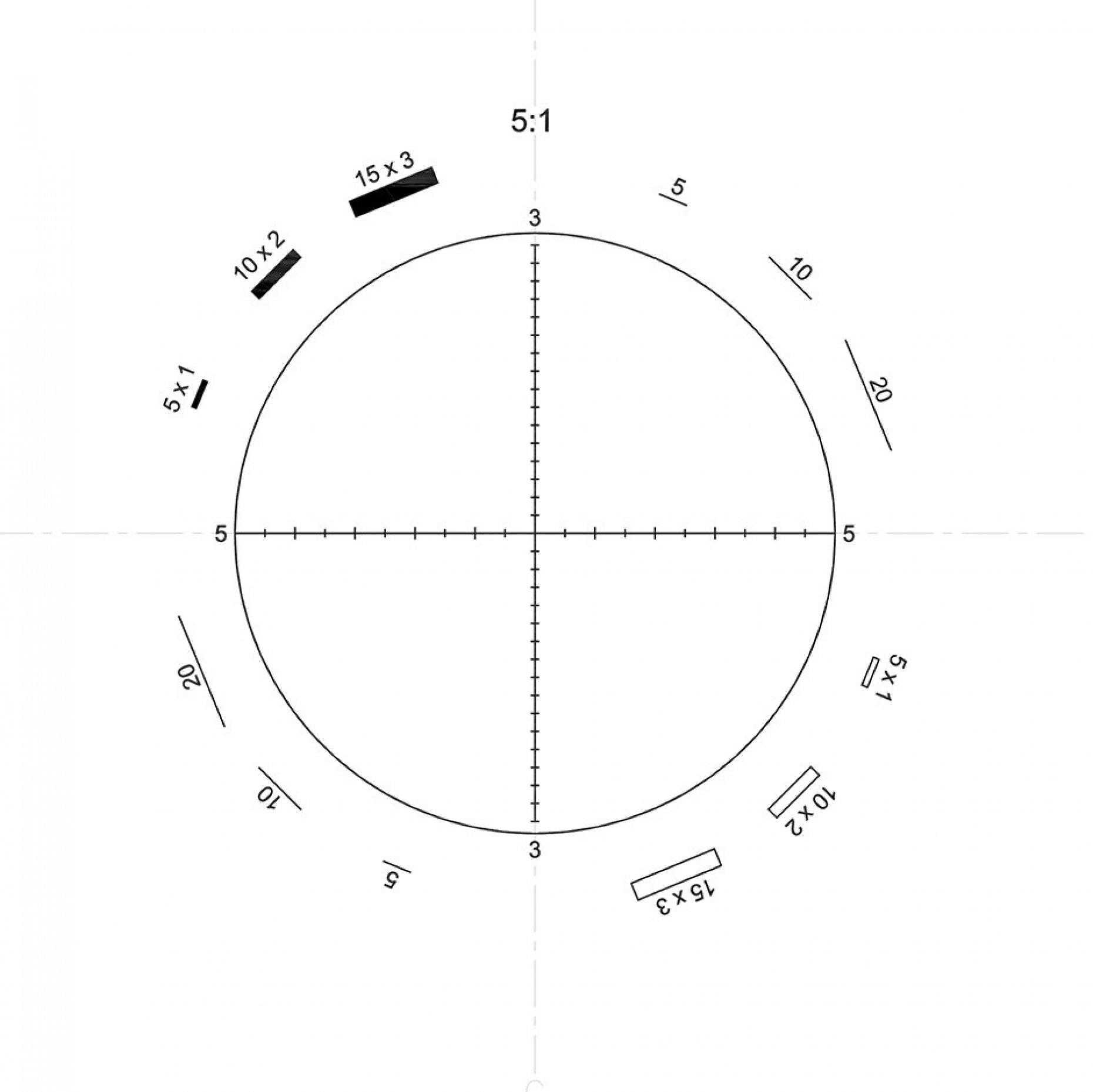 G24 Walton & Beckett 5:1 Pattern