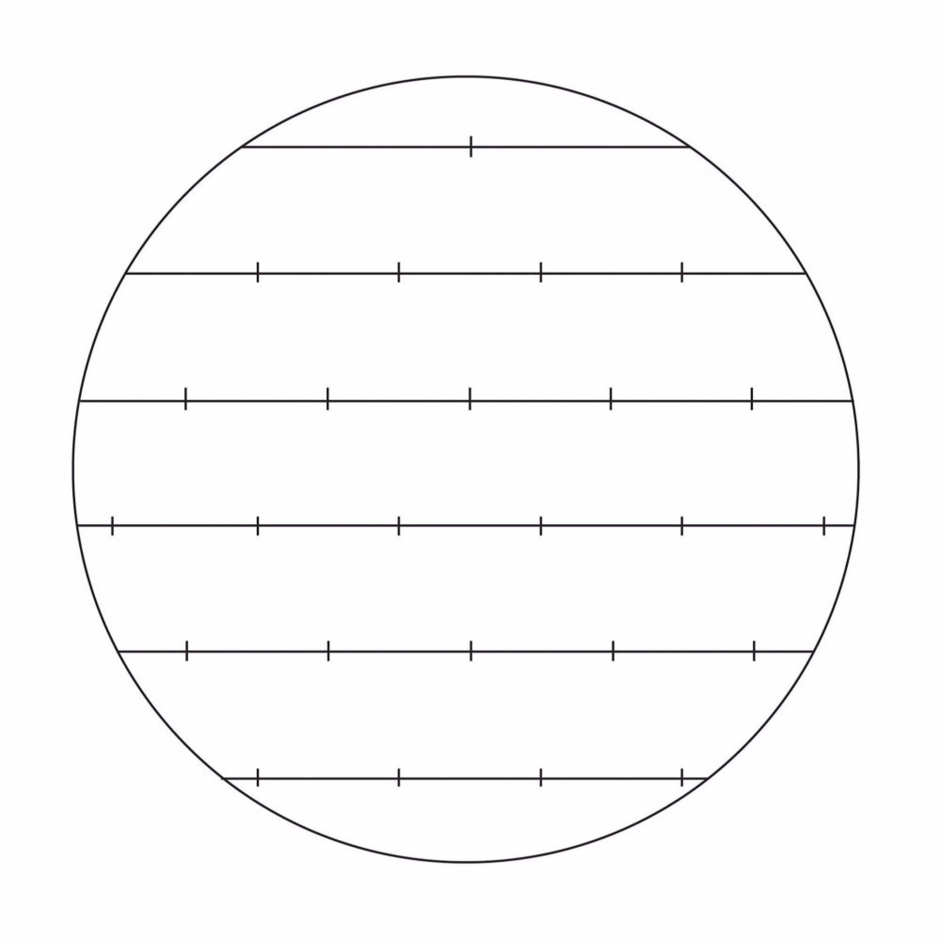 G49 Henning Reseau Pattern - Zeiss Integrating Disc 1 Pattern