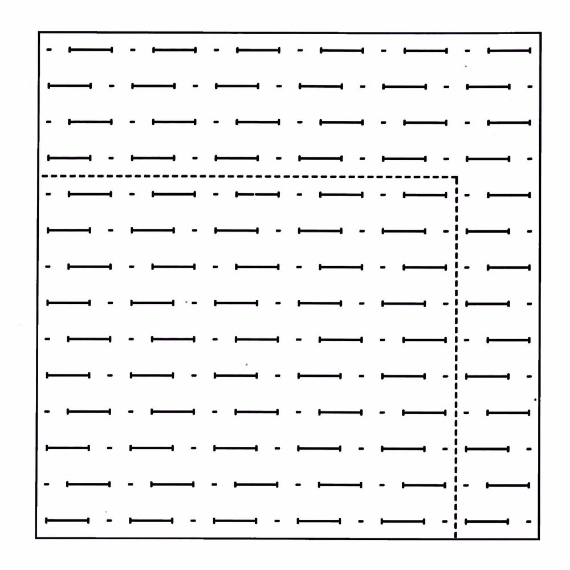 GW3 Weibel 3 Pattern
