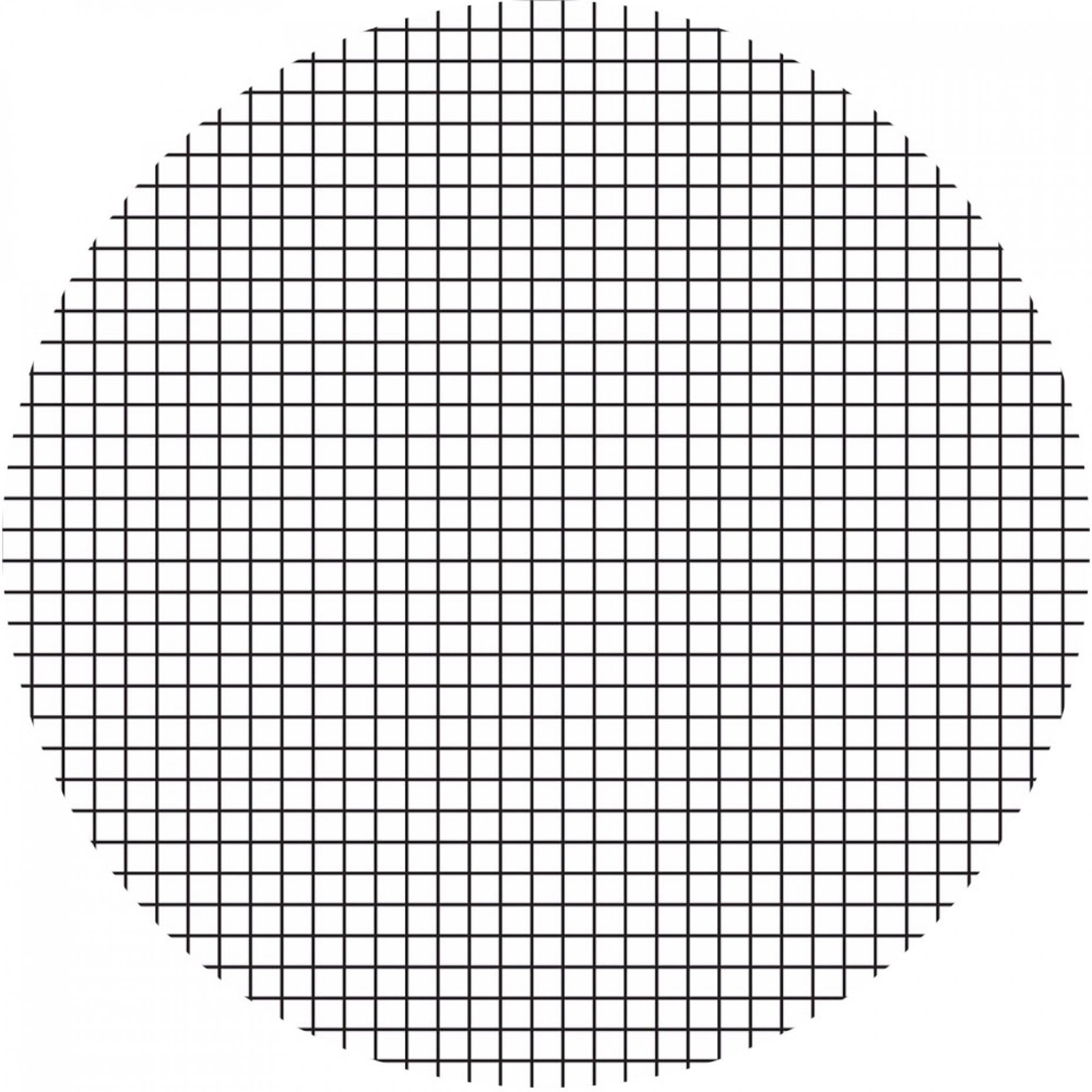 NE10 Net Grid 0.5mm Pitch Squares Pattern