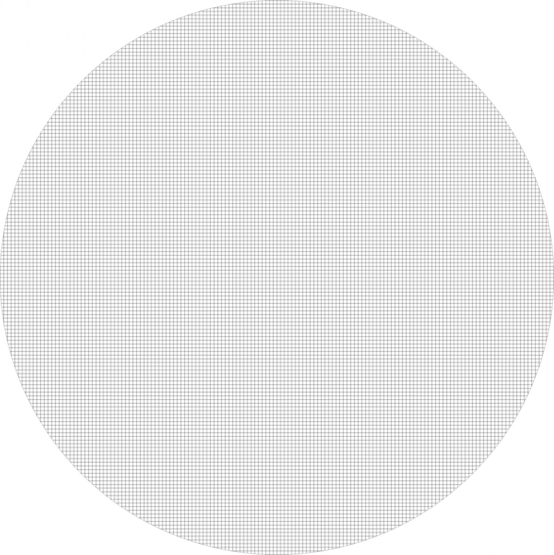 NE34 Net Grid 0.1mm Pitch Squares Pattern