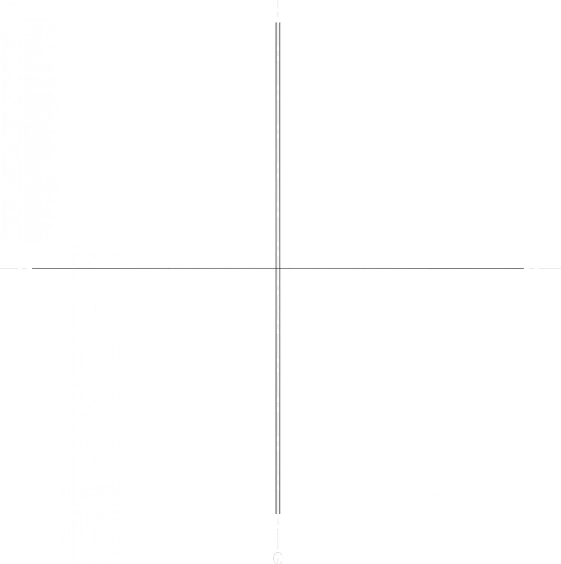 NE53 Vertical Gauge Lines 0.1mm apart + Horizontal Line Pattern