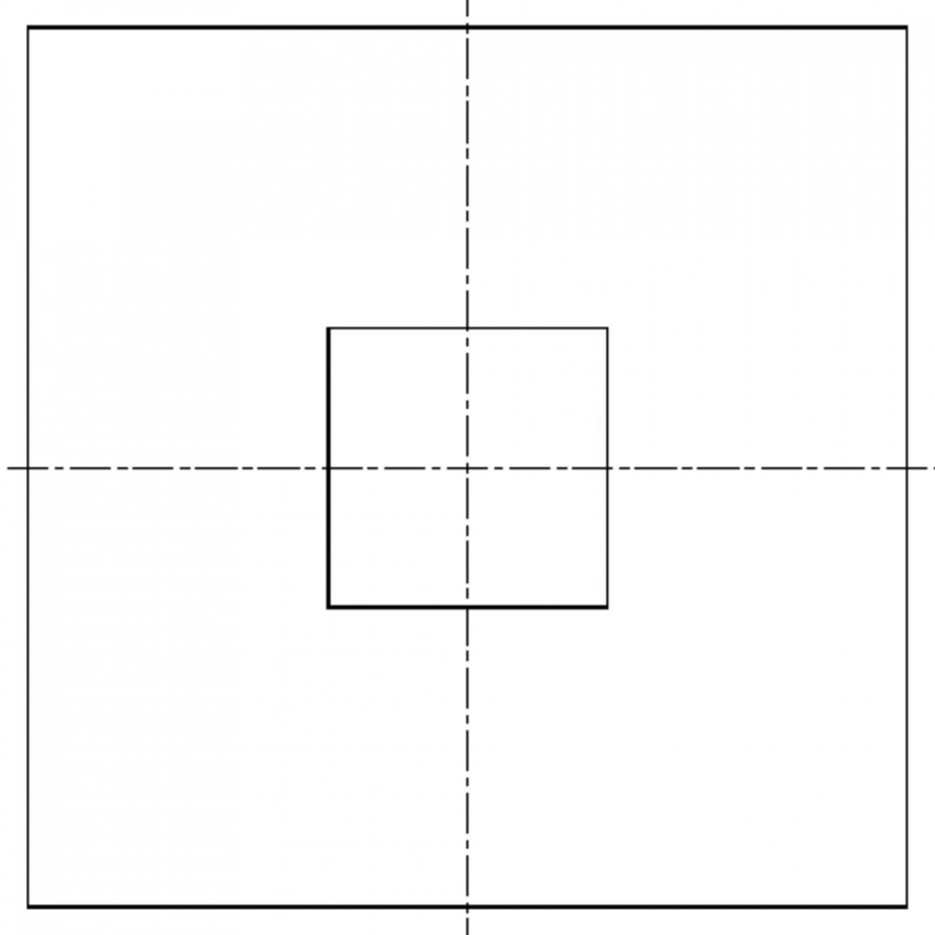 NE57C Miller Squares Ratio 10:1 Pattern