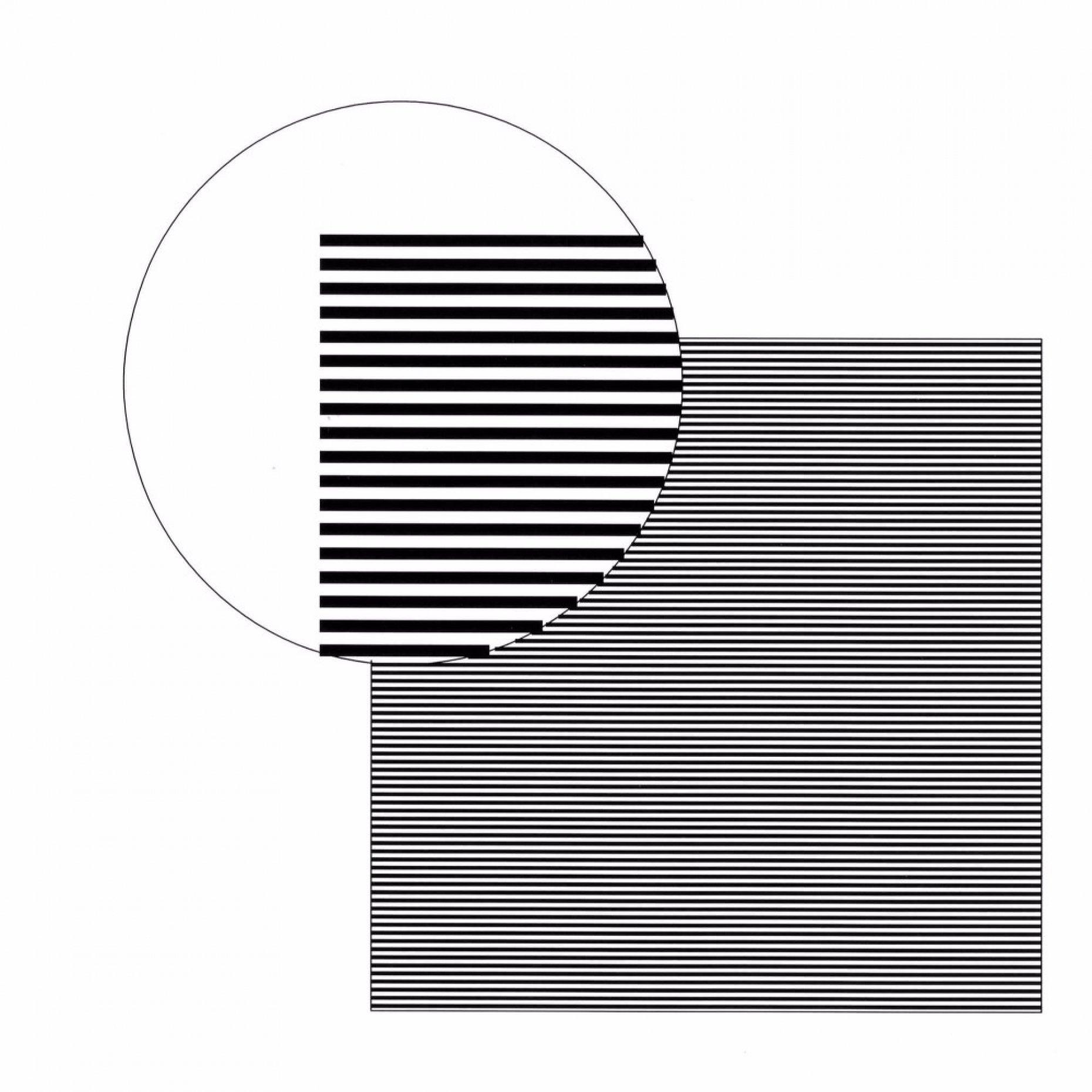 ATS02 Horizontal 12mm Lines DIN 52305 Pattern
