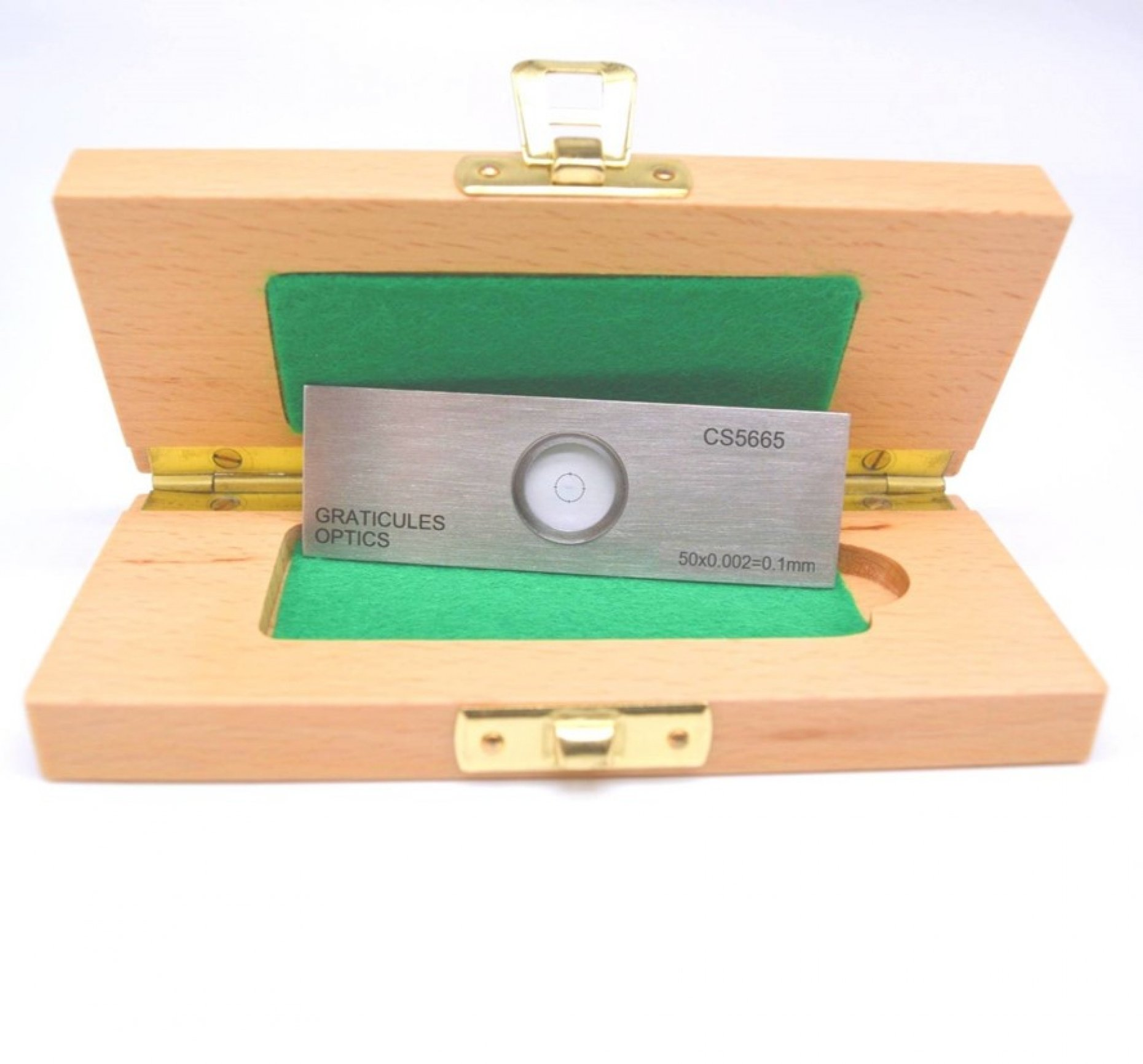 PS12 Stage Micrometer 0.1mm/0.002mm Product