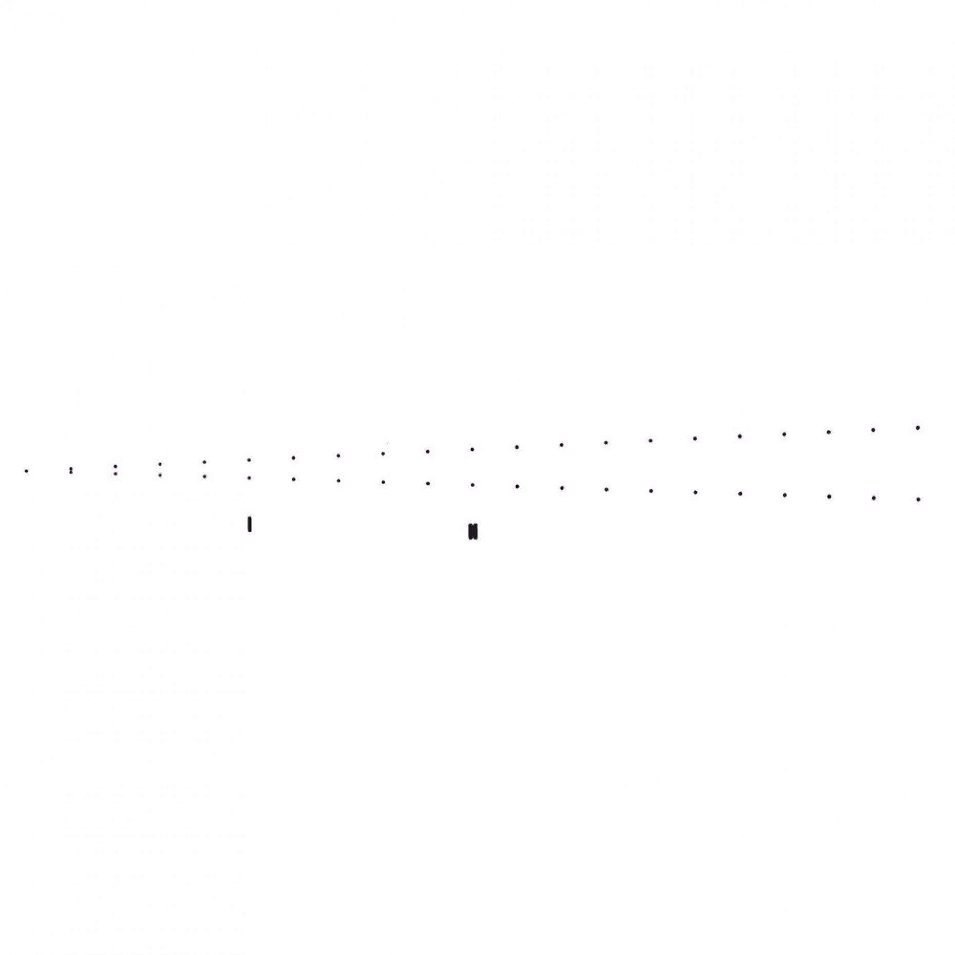S25 Vibration Test Slide (FOE PPL Dot Pattern) Pattern